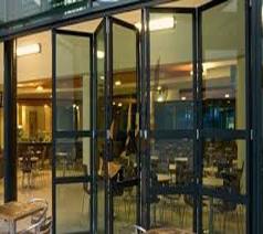 - درب شیشه ای اتوماتیک bocamo