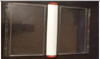 تیغه پلی کربنات کرکره برقی تخت انفیت